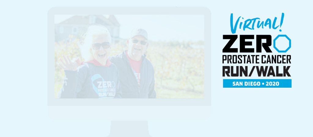 Virtual Zero Run/Walk San Diego 2020